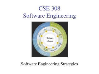 CSE 308 Software Engineering