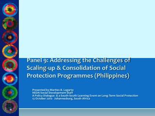 Presented by Marites B. Lagarto NEDA Social Development Staff
