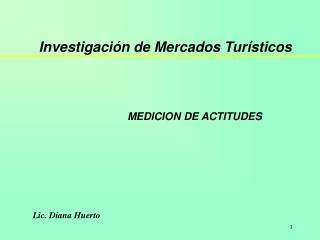 MEDICION DE ACTITUDES