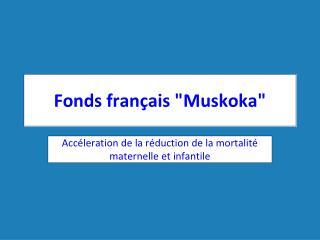 Fonds français