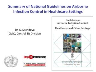 Summary of National Guidelines on Airborne Infection Control in Healthcare Settings