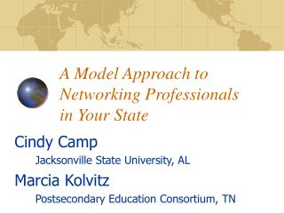 A Model Approach to Networking Professionals  in Your State