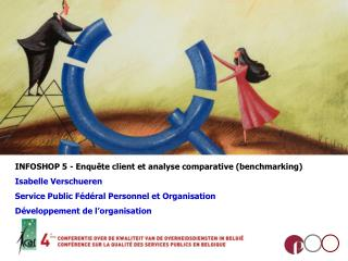 INFOSHOP 5 - Enquête client et analyse comparative (benchmarking) Isabelle Verschueren