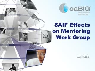 SAIF Effects on Mentoring Work Group