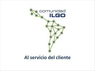 Al servicio del cliente