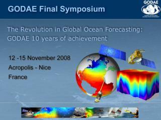 GODAE Final Symposium