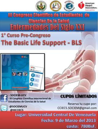 III Congreso  Científico  de Estudiantes   de  Ciencias De la  Salud
