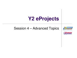 Y2  eProjects