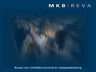 Bureau voor ruimtelijke economie en vastgoedadvisering