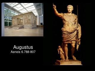 Augustus Aeneis 6.788-807