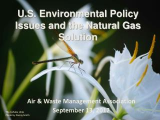Air & Waste Management Association September 13, 2012