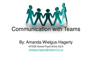 Communication with Teams