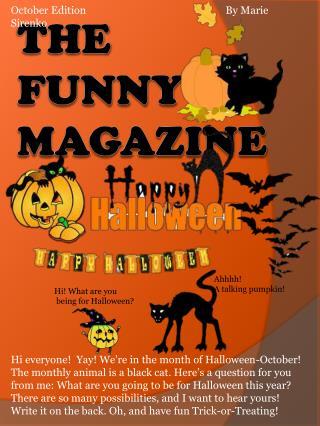 The Funny Magazine