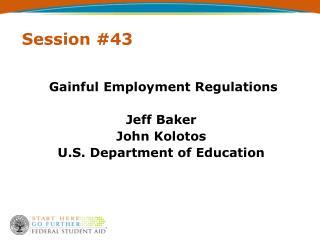 Session #43