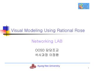 Visual Modeling Using Rational Rose