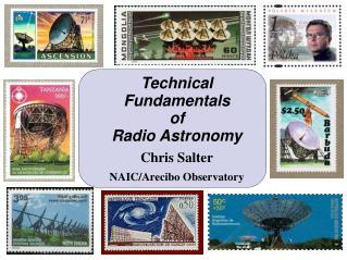 Chris Salter NAIC/Arecibo Observatory