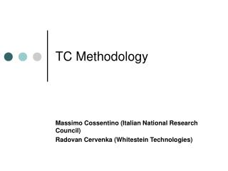 TC Methodology