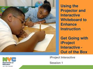 iProject Interactive Session 1