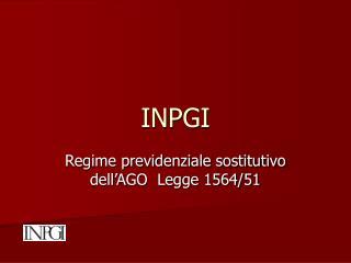 INPGI