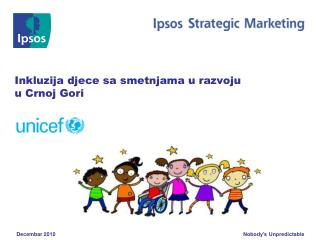 Inkluzija djece sa smetnjama u razvoju u Crnoj Gori