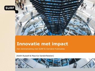 Innovatie met impact