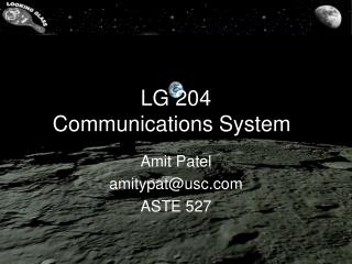 LG 204  Communications System