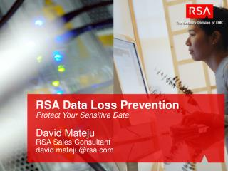RSA � The Big Picture