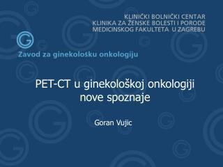 Goran Vujić, HPV i reprodukcija