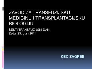 KBC ZAGREB