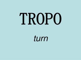 TROPO