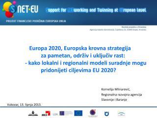 Strategija  Europa 2020