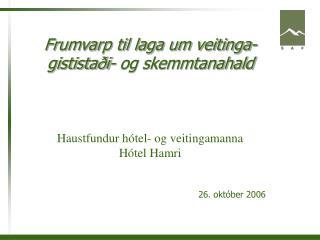 26. október 2006