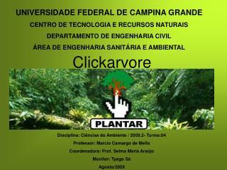 Clickarvore