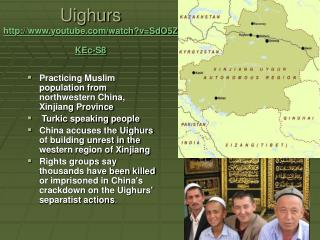 Uighurs youtube/watch?v=SdO5ZKEc-S8