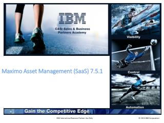 Maximo Asset Management (SaaS) 7.5.1