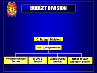 BUDGET DIVISION