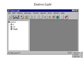 Eudora Light
