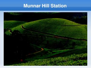 Hotels in Munar