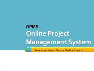 Online Project Management System