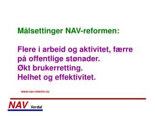 NAV Verdal