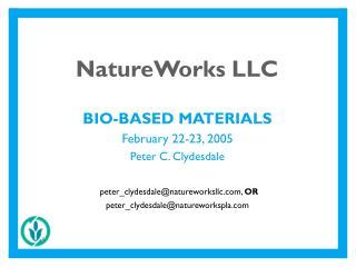 NatureWorks LLC