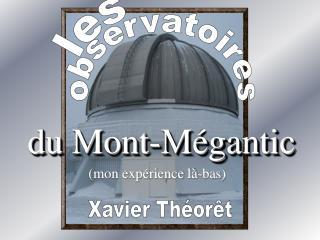 du Mont-Mégantic