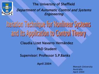 Claudia Lizet Navarro Hern ndez PhD Student