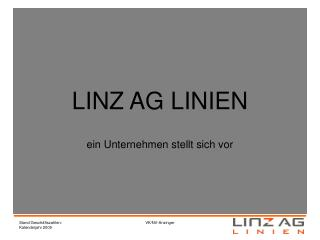 LINZ AG LINIEN