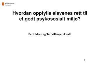 Fylkesmannen i Telemark