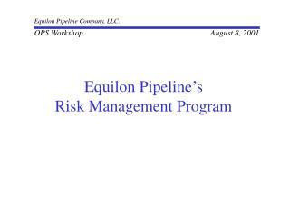 OPS Workshop                              August 8, 2001