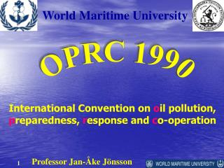 OPRC 1990