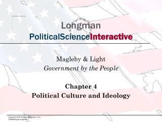 Longman PoliticalScience Interactive