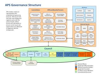 APS Governance Structure