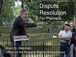 Brent N. Bateman Office of the Property Rights Ombudsman